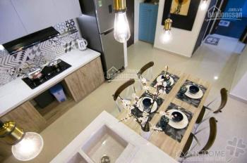 Saigon Royal 2pn 1wc full nội thất, nhà đẹp . giá 18tr/ tháng. lh 0939.434.800