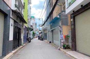 Bán nhà hẻm xe tải 3,7x16,5m, đường Thích Quảng Đức, F5, Phú Nhuận, giá chỉ 6,6 tỉ