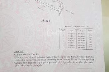 Bán đất DT: 5.72x17m NH 5.88m CN 100m2 HXH 50m ra Phan Huy Ích, P15, Tân Bình