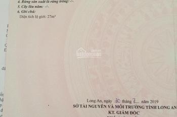 Cần bán đất 100% thổ cư Đức Hòa Long An, 150m2/680tr, SHR, LH 090 2348682