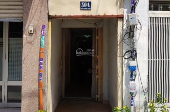 Cho thuê nhà mặt tiền Nguyễn Phi Khanh (Quận 1), 1 lầu giá 17tr/tháng, ký hợp đồng dài hạn