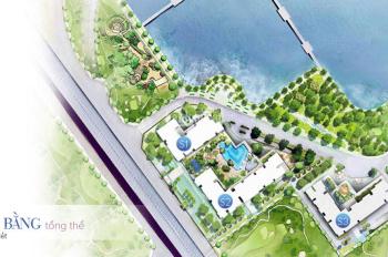 Cho thuê mặt sàn làm văn phòng, gym, spa tại Vinhomes Skylake Phạm Hùng