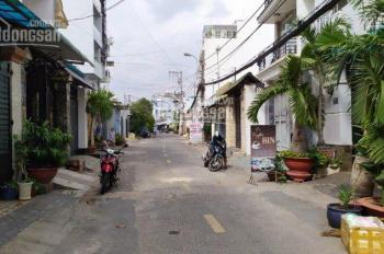 Bán đất hẻm xe hơi 496/ Dương Quảng Hàm, P6, Gò Vấp, DT: 4,2x14m, DTCN: 58,4m2 giá: 4,8 tỷ TL