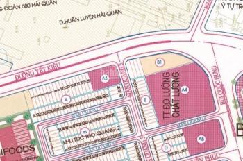 Bán nhà giá đầu tư Mân Quang 3, DT: 110m2, giá 4,5 tỷ