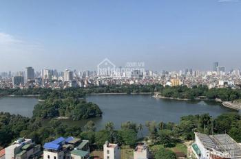 HDI Tower, 55 Lê Đại Hành, CH 76.2m2 view không hạn chế ra hồ Bảy Mẫu, tặng 100tr, full nội thất