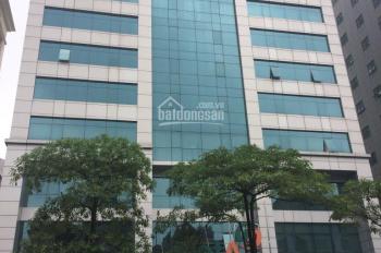 Cho thuê văn phòng tòa nhà Việt Á Duy Tân, Cầu Giấy DT 100 - 200 - 300 - 500m2. LH: 0966 365 383