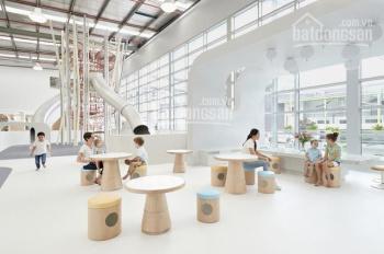 Bán nhà trẻ 915m2 thiết kế đẹp tại tầng thương mại căn hộ Bcons làng đại học Thủ Đức. LH 0868711803