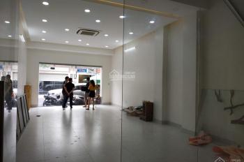 Cho thuê nhà nguyên căn mới đẹp trệt 3 lầu 5x20m 40tr trung tâm GV - Phan Văn Trị cắt Nguyễn Oanh
