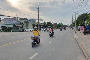 Bán đất 2 mặt tiền đường DT 743, Tân An, P. Tân Đông Hiệp, Dĩ An gần Quốc lộ 1K