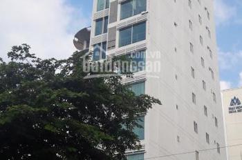 Bán building MT đường Hùng Vương, P. 9, Q. 5 (7x16m, CN: 105m2). Hầm, 8 lầu, HĐ Thuê 285tr/TH