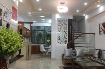 Nhà 3.5 tầng full nội thất gỗ tự nhiên kiệt Đinh Tiên Hoàng cần bán