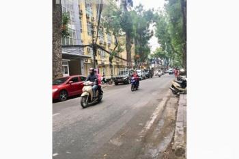 Bán đất 6,6 tỷ mặt phố Tân Lập, Thanh Nhàn, Hai Bà Trưng dt 45m2 đất vuống vắn mặt sau là ngõ