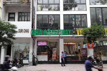 Cần bán mặt tiền Trần Quý Khoách, Quận 1. DT 6.15x26,11m tiện xây VP giá tốt chỉ 34 tỷ