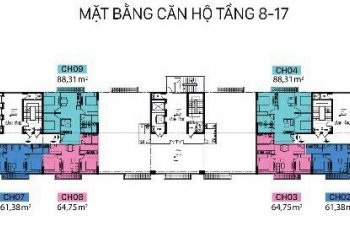 C1 Thành Công, 1 căn 2PN duy nhất DT 61m2 (2PN, 1WC), giá chỉ hơn 2tỷ, ký trực tiếp. LH 0396993328