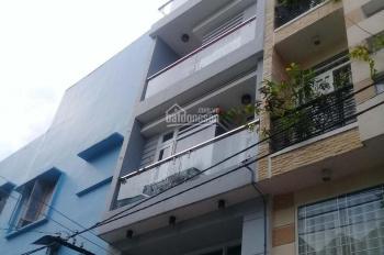 Nhà mới hẻm 5m đường Phạm Văn Hai - phường 5, quận Tân Bình, DT: 4.2*18m, 4 lầu, TN: 600tr/năm