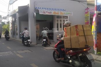 Giá tốt bất ngờ: Căn góc 2MT đường Số 10 - Bình Hưng Hoà trơn - Bình Tân