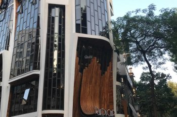 Nhà mặt phố Liễu Giai, 105m2, lô góc 3 thoáng, mặt tiền gần 10m, đẳng cấp, cực vip