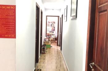 Phòng dịch vụ cho thuê ngay Cầu Bông, Bình Thạnh, có máy lạnh, kệ bếp,wc riêng thang máy, giá 4,5tr