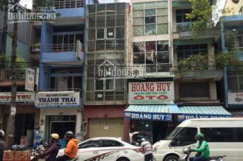 Bán nhà mặt tiền đường Nguyễn Trãi, P11, quận 5. DT: 4x14m, chỉ 17 tỷ