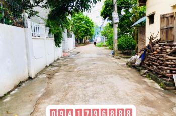 Cần tiền bán vội lô 35m2 đất thổ cư tại Đông Dư, Gia Lâm, Hà Nội đường oto giá quá rẻ chưa đến 1 tỷ