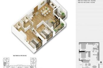 Chính chủ bán căn B2202 2PN Anland Premium Nam Cường - LH: 0936213119