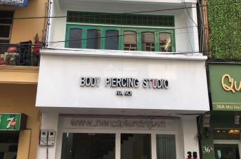 Cho thuê nhà mặt phố Nguyễn Huy Tưởng: 54m2 x 3,5 tầng, mặt tiền 4,2m, thông sàn. LH: 0974557067