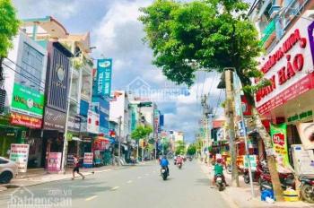 Bán nhà mặt tiền Gò Dầu P.Tân Quy Tân Phú 12m x 28m 1 trệt 3 lầu giá 43 tỷ vị trí cực đẹp