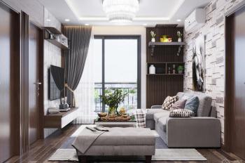 Cho thuê căn hộ tầng 12 tòa CT2 CC 789 NGĐ 70m2, 2PN, 2WC, gần full đồ, 9 tr/th, LH 0836291018