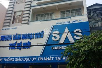Cho Thuê MTKD Đồng Đen sầm uất, P11, Tân Bình 8x20m, 5 tầng, giá 85 triệu