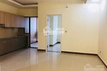 Cho thuê căn hộ 1PN, 1WC, nhà trống, có ban công, giá 6tr/tháng. LH: 0909910694