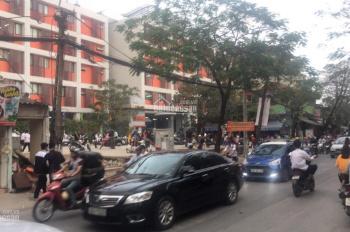 Tôi cần bán nhà mặt phố Nguyễn Văn Huyên, DT 50m2, MT 6m, giá 22 tỷ - LH 0832.108.756