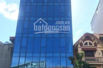 Cho thuê tòa nhà văn phòng đường Lam Sơn, phường 2, quận Tân Bình. Diện tích: 9x25m, 2 hầm 8 lầu