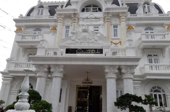 Bán Hotel 12 Yên Thế, P10, Đà Lạt kết cấu hầm trệt 2 lầu và mái DT 23x23m DTCN 529m2 giá 92.5 tỷ TL
