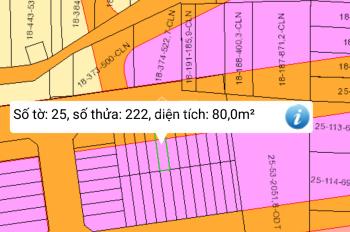 Cần bán 2 lô đất liền kề nhau khu chợ đêm Hiệp Phước, LH: 0704487698