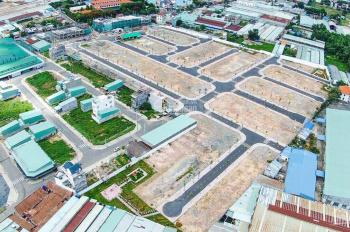 Cần sang nhượng 5 lô đất ngay ngã tư Hòa Lân, Thuận An, Bình Dương