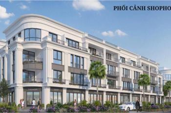 Chính chủ bán căn shophouse 2 mặt tiền tại dự án FLC Hạ Long Tropical. LH 0936838862