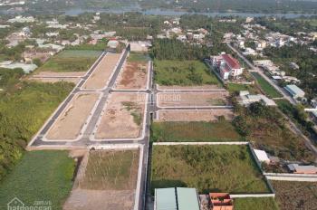 Bán đất thổ cư 81m2 SHR, đường Hà Duy Phiên, xã Bình Mỹ, huyện Củ Chi giá tốt.