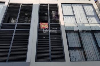 Cho thuê nhà phố Hoàng Cầu, 80m2, 8 tầng, có điều hòa, thang máy, chỉ 55tr/th, LH 0987 560 669