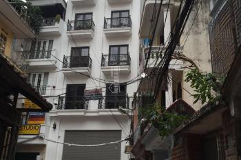 Cho thuê 6 tầng dưới làm văn phòng tòa nhà riêng số 25 ngõ 279 Giảng Võ
