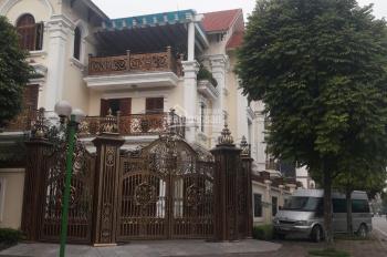 Biệt thự Tây Nam Linh Đàm Hoàng Mai DT 240m2, 4T, MT 30m, giá 21 tỷ. LH 0366 221 568
