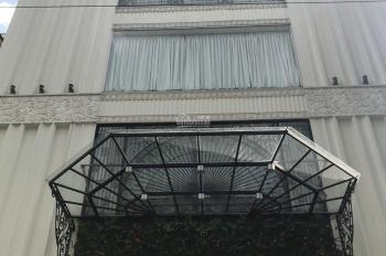 Cho thuê tòa nhà mặt tiền Nguyễn Thị Minh Khai, quận 1, DT: 17.3x21.2m, hầm 4 lầu, giá 560tr/th