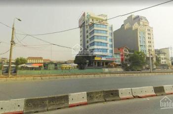 Cho thuê MBKD, văn phòng mặt phố Trường Chinh MT 12m, T1 và T2 350m2, 80 triệu/th, LH 0982 370 458