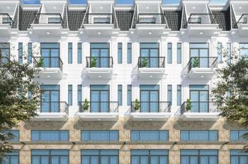 Nhà phố kinh doanh Tân Phú gần Đầm Sen, giá 7 tỷ