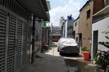 Cần bán lô đất hẻm 387, Bình Thành, diện tích 4x15m, 2 mặt tiền trước sau
