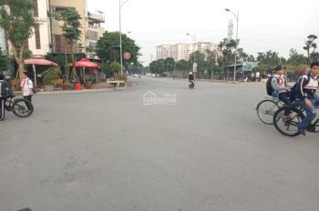 Bán đất đấu giá 2 mặt thoáng 839m khu tt1 Việt Hưng long biên