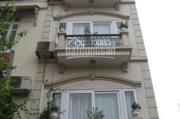 Cho thuê nhà đường 800A, Nghĩa Đô, Cầu Giấy 43m2 x 4T, giá 13tr/th. Ngõ ô tô tránh
