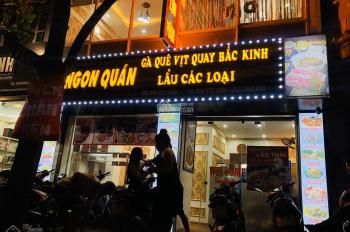 Cho thuê nhà mặt phố Nguyễn Ngọc Nại 100m2 x 3 tầng, mặt tiền 10m. Giá 35tr/th. LH: 0974433383