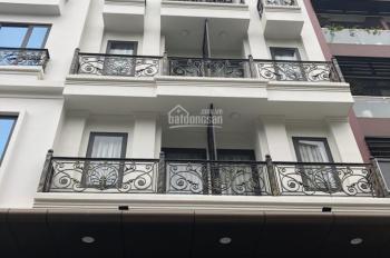 Cho thuê nhà mặt phố Nguyễn Xiển,Thanh Xuân.Dt 95m,7 tầng,Mt 6m,thông sàn.Giá 90 tr/th