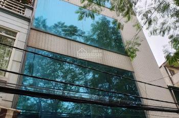 Cần cho thuê nhà Phạm Ngọc Thạch - Đống Đa, S=90m2, 5 tầng, MT 6m, thông sàn, giá 55 triệu/tháng