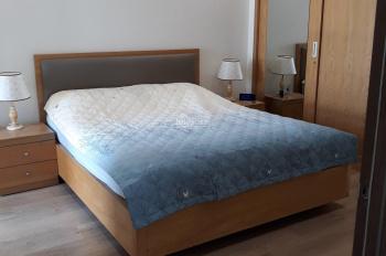 Cho thuê căn hộ chung cư Cửu Long, Phạm Văn Đồng DT 80m2, 2PN. LH: 077.399.1118 Quân